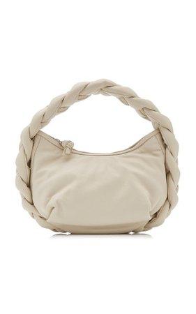 Espiga Mini Braided Leather Top Handle Bag By Hereu | Moda Operandi