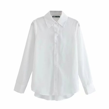 Basic Button Front Shirt (2 Colors) – Mary Cheffer