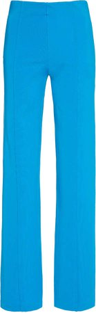 Gauge81 Crepe Straight-Leg Pants