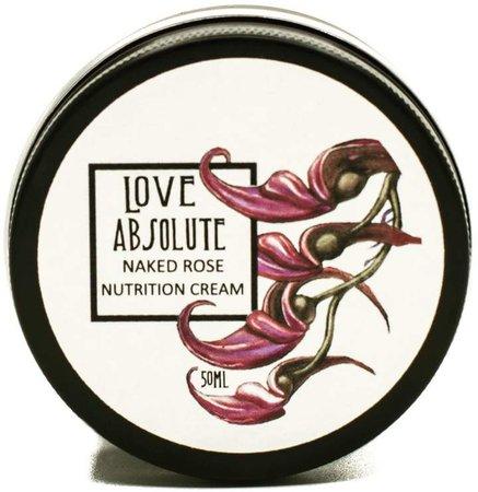 Love Absolute Skincare Naked Rose Nutrition Cream 50 E