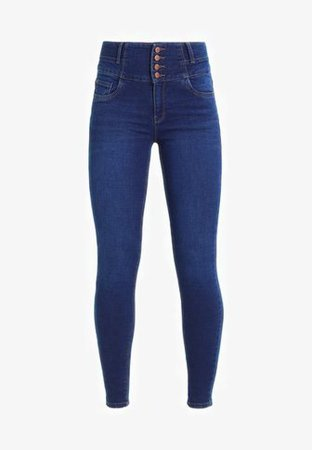 New Look LADYBIRD - Jeans Skinny Fit - blue - Zalando.co.uk
