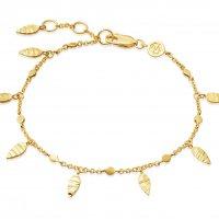 Leaf Bracelet | 18ct Gold Vermeil | Missoma