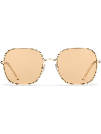 Prada Eyewear Decode square-frame Sunglasses - Farfetch
