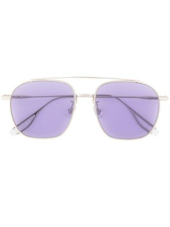 Shop purple Gentle Monster Woogie 02 (V) sunglasses with Afterpay - Farfetch Australia