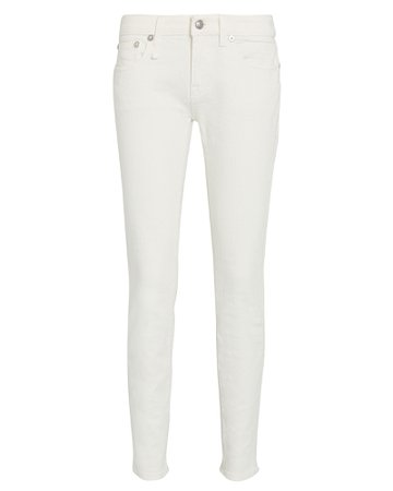 R13 Kate Mid-Rise Skinny Jeans | INTERMIX®