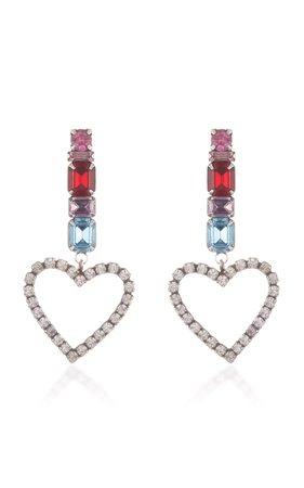 Ruby Earrings by Dannijo | Moda Operandi
