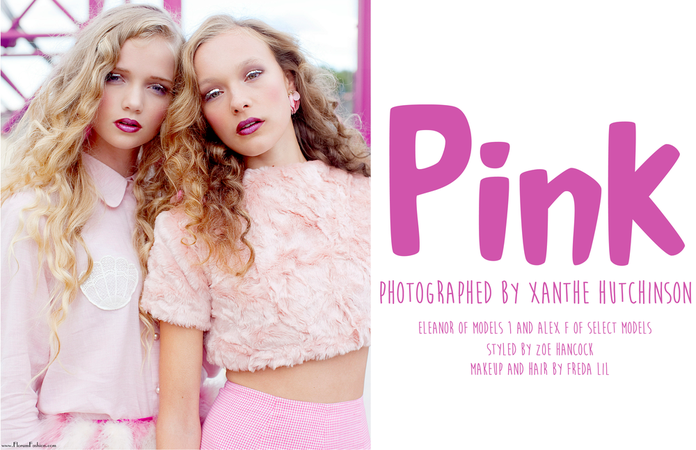 Editorial in PINK
