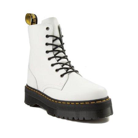 Dr. Martens Jadon Boot - white