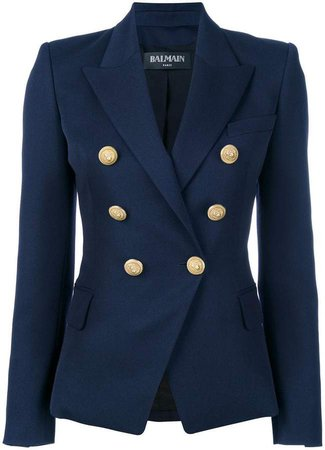 blazer nautical