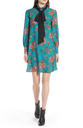 Halogen® Removable Bow Dress (Regular & Petite)   Nordstrom