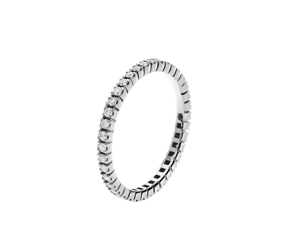 Eternity Bands Wedding Ring 348047 | Bvlgari