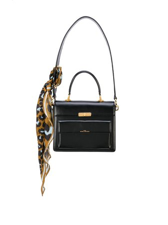 Marc Jacobs The Uptown Tote Bag M0015810001 Black | Farfetch