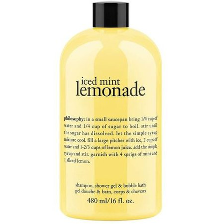 lemonade bubble bath (philosophy)