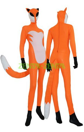 The fox costume