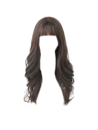 BITTER-SWEET Hair PNG
