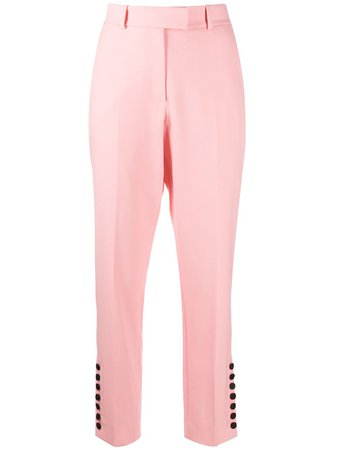 Pink Racil straight-leg tailored trousers - Farfetch