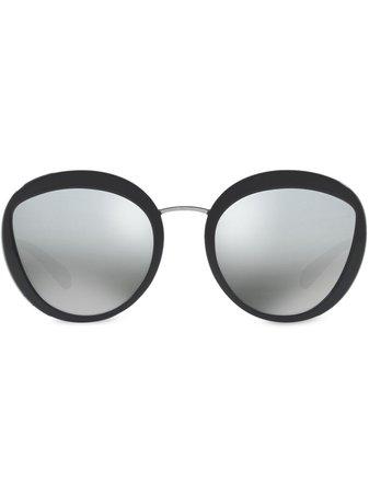 Bulgari Serpenti Round Sunglasses | Farfetch.com