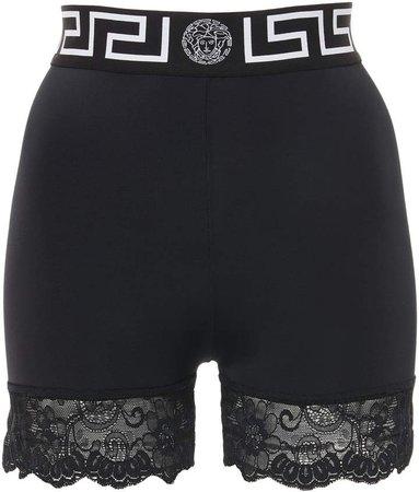 Greca Border Shorts