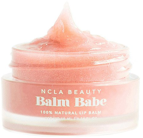 Balm Babe 100% Natural Lip Balm