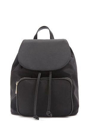 Flap Top Backpack | Forever 21