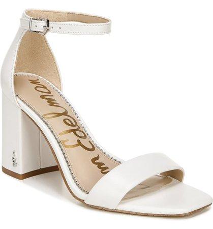 Sam Edelman Daniella Ankle Strap Sandal (Women) | Nordstrom