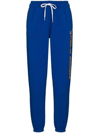 Polo Ralph Lauren logo-print Track Pants - Farfetch