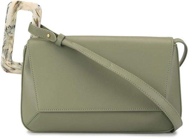 Studio side-handle shoulder bag