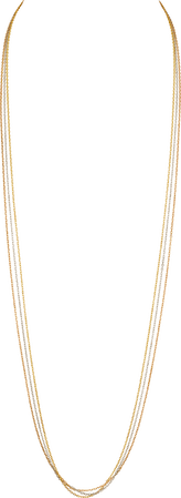 CRB7224577 - Trinity de Cartier necklace - White gold, yellow gold, pink gold - Cartier