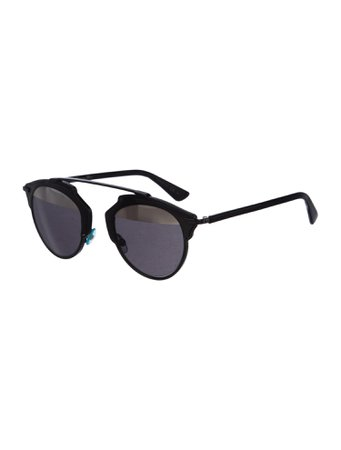 Christian Dior So Real Tinted Sunglasses - Accessories - CHR84338 | The RealReal