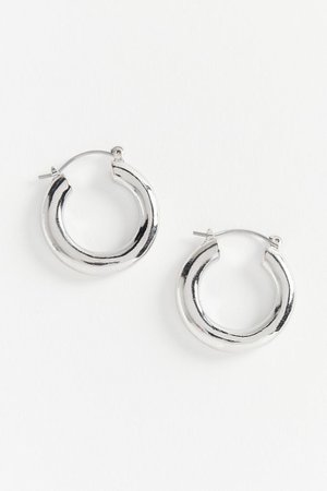 Rex Chunky Hoop Earring | Urban Outfitters