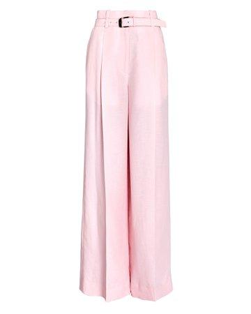 Proenza Schouler Belted Wide-Leg Pants   INTERMIX®