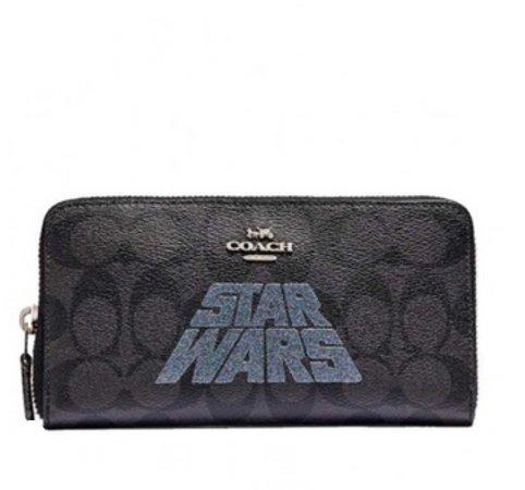 COACH Star Wars Wallet