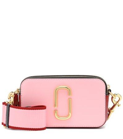 Snapshot Small leather camera bag