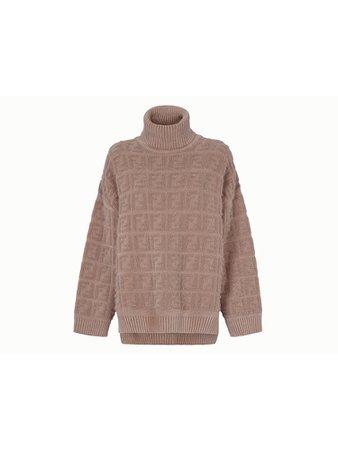 fendi wool jumper