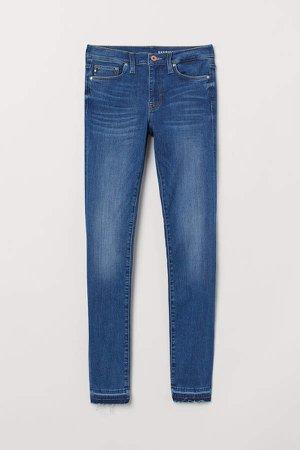 Shaping Skinny Regular Jeans - Blue