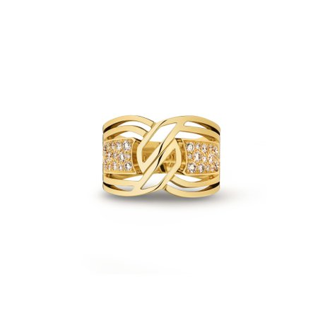 My Golden Link ring | CHANEL