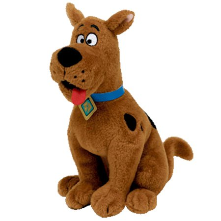 """Pyoopeo Ty Beanie Babies 6"""" 15cm Scooby Doo the Dog Plush Regular Stuffed Animal Collection Soft Doll Toy with Heart Tag-in Stuffed & Plush Animals from Toys & Hobbies on Aliexpress.com 