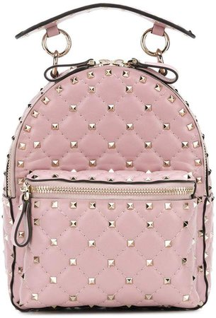 Rockstud Spike Mini backpack