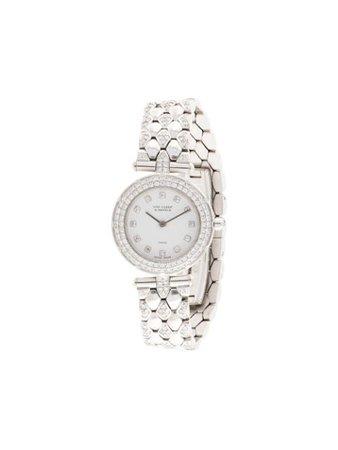 Van Cleef & Arpels Pre-Owned Sport Ii Diamond Watch Vintage | Farfetch.com