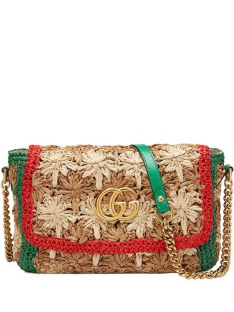 Gucci GG Marmont Shoulder Bag - Farfetch