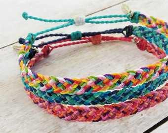 braided bracelets - Google Search