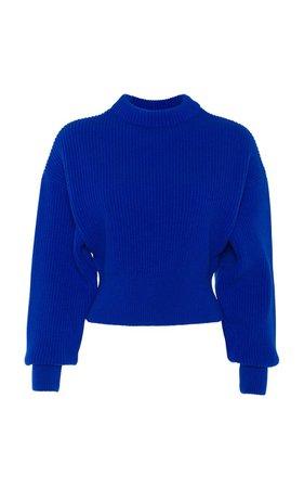 Megève Merino Wool Sweater by Cordova | Moda Operandi