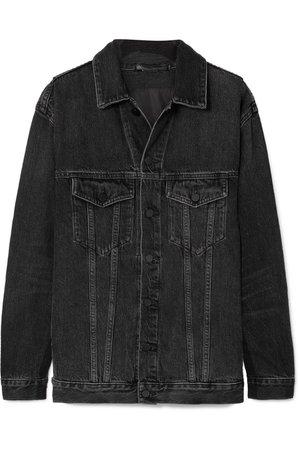 Alexander Wang   Daze denim jacket   NET-A-PORTER.COM