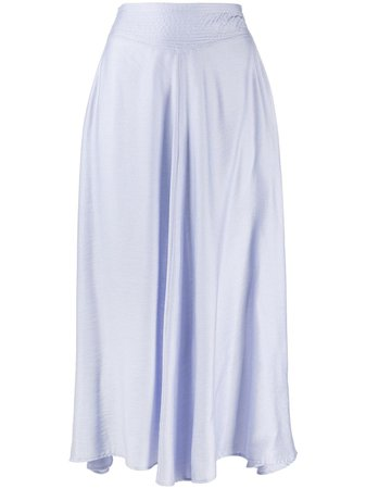 Forte Forte high-waisted midi skirt - FARFETCH
