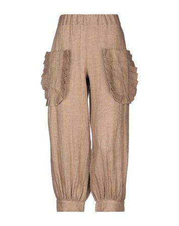 Rose' A Pois Casual Pants - Women Rose' A Pois Casual Pants online on YOOX United States - 13265097FW