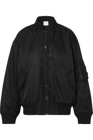 Reebok X Victoria Beckham | Shell bomber jacket | NET-A-PORTER.COM