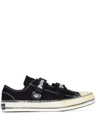 Palm Angels vulcanized touch-strap sneakers $260 - Buy Online AW19 - Quick Shipping, Price