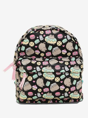 Pusheen Donuts Mini Backpack