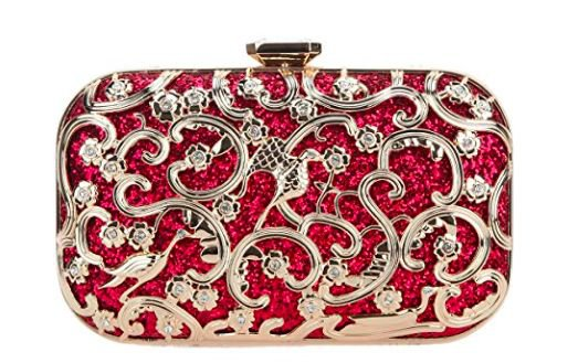 Snow White Formal Clutch