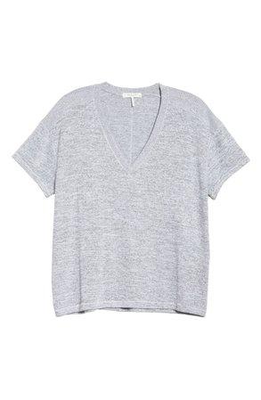 rag & bone Avryl Space Dye V-Neck T-Shirt | Nordstrom